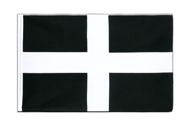 St. Piran Cornwall Sleeved Flag ECO 2x3 ft