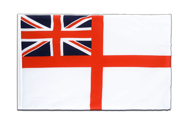 Naval Ensign of the White Squadron  Sleeved ECO 2x3 ft