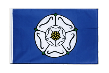 Yorkshire Sleeved Flag ECO 2x3 ft