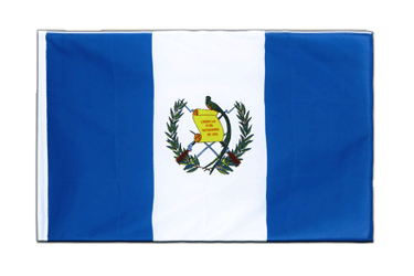 Guatemala Sleeved Flag ECO 2x3 ft