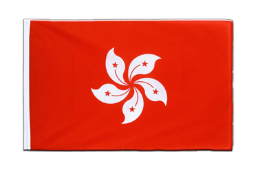 Hong Kong Sleeved Flag ECO 2x3 ft
