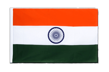India Sleeved Flag ECO 2x3 ft