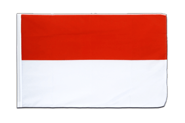 Indonesia Sleeved Flag ECO 2x3 ft