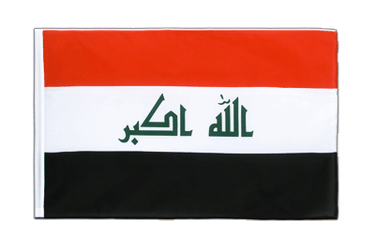 Iraq 2009 Sleeved Flag ECO 2x3 ft