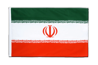 Iran Sleeved Flag ECO 2x3 ft