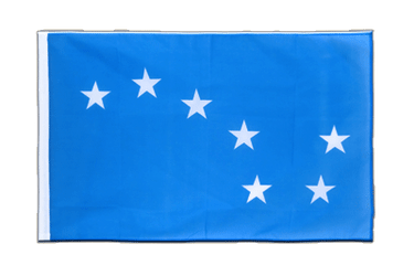 Starry Plough Hohlsaum Flagge ECO 60 x 90 cm