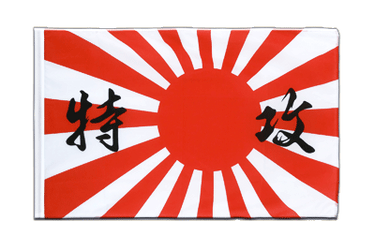 Japan kamikaze Sleeved Flag ECO 2x3 ft
