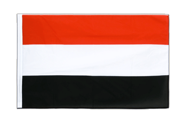 Yemen Sleeved Flag ECO 2x3 ft
