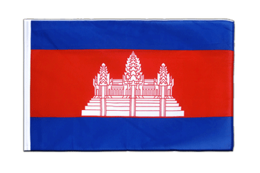 Cambodia - Sleeved Flag ECO 2x3 ft