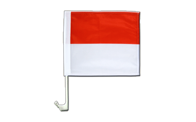 Solothurn Car Flag 12x12""