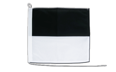 Fribourg Boat Flag 12x12""