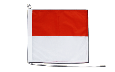 Solothurn Bootsflagge 30 x 30 cm