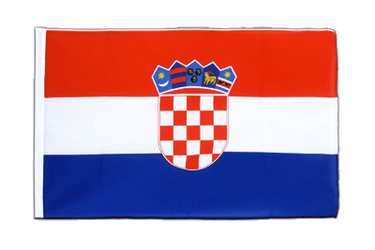 Croatia Sleeved Flag ECO 2x3 ft