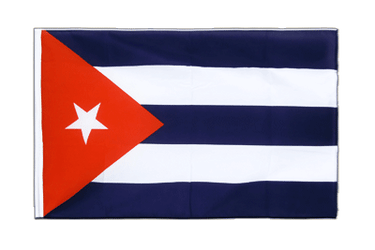 Cuba Sleeved Flag ECO 2x3 ft