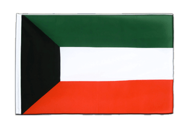 Kuwait Sleeved Flag ECO 2x3 ft