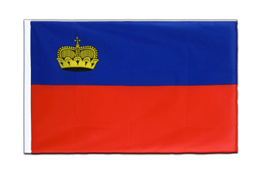 Liechtenstein Sleeved Flag ECO 2x3 ft