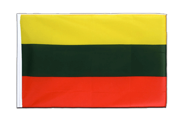 Lithuania Sleeved Flag ECO 2x3 ft