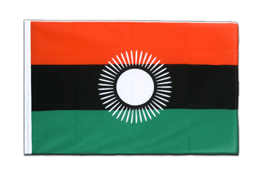 Malawi old - Sleeved Flag ECO 2x3 ft