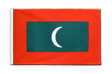 Maldives Sleeved Flag ECO 2x3 ft