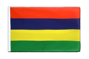 Mauritius Sleeved Flag ECO 2x3 ft