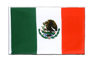 Mexico Sleeved Flag ECO 2x3 ft