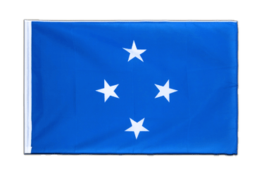 Micronesia Sleeved Flag ECO 2x3 ft