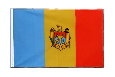 Moldova Sleeved Flag ECO 2x3 ft
