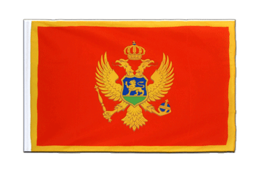 Montenegro Sleeved Flag ECO 2x3 ft