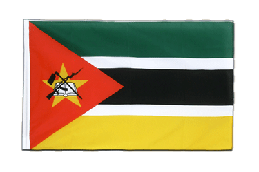 Mozambique Sleeved Flag ECO 2x3 ft