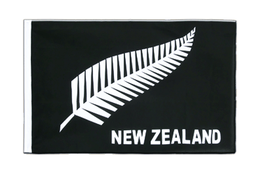 New Zealand feather all blacks