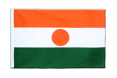 Niger Sleeved Flag ECO 2x3 ft