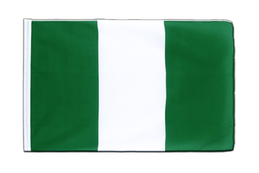 Nigeria Sleeved Flag ECO 2x3 ft