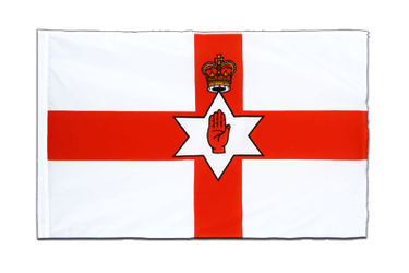 Northern Ireland Sleeved Flag ECO 2x3 ft