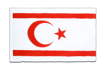 North Cyprus Sleeved Flag ECO 2x3 ft