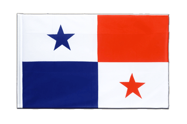 Panama Sleeved Flag ECO 2x3 ft