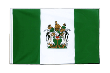 Rhodesia Sleeved Flag ECO 2x3 ft