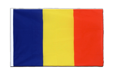 Rumania Sleeved Flag ECO 2x3 ft
