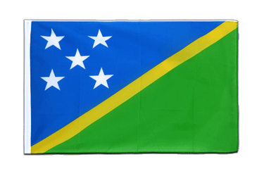 Solomon Islands Sleeved Flag ECO 2x3 ft
