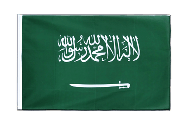 Saudi Arabia Sleeved Flag ECO 2x3 ft