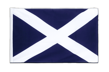 Scotland navy Sleeved Flag ECO 2x3 ft