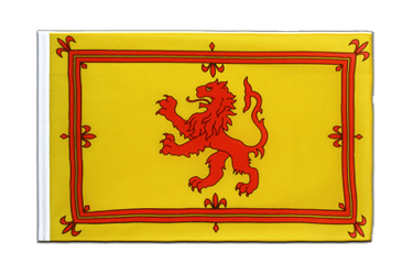 Scotland Royal Sleeved Flag ECO 2x3 ft