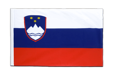 Slovenia - Sleeved Flag ECO 2x3 ft