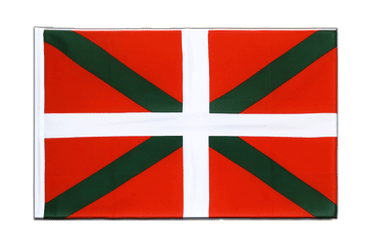 Basque country Sleeved Flag ECO 2x3 ft