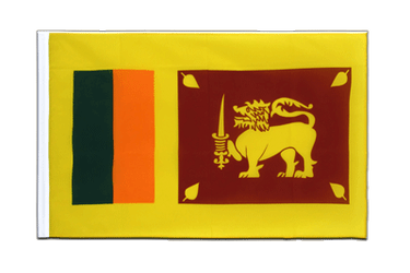 Sri Lanka Sleeved Flag ECO 2x3 ft