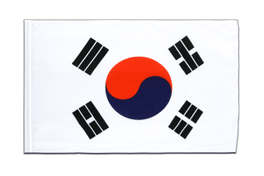 South Korea Sleeved Flag ECO 2x3 ft