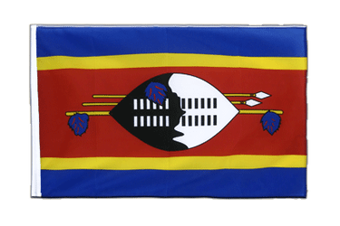 Swaziland Sleeved Flag ECO 2x3 ft