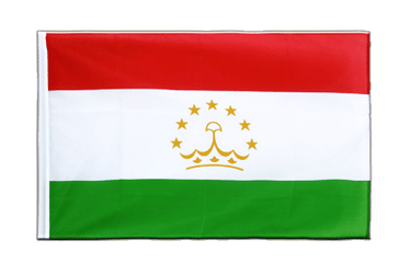 Tajikistan Sleeved Flag ECO 2x3 ft