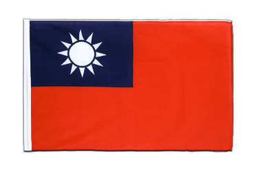 Taiwan Sleeved Flag ECO 2x3 ft