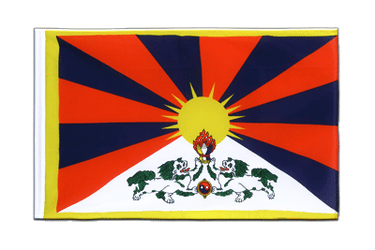 Tibet Sleeved Flag ECO 2x3 ft