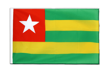 Togo Sleeved Flag ECO 2x3 ft